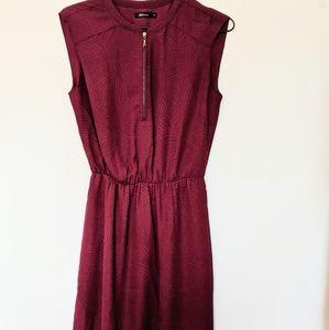 Reitmans Maroon dress